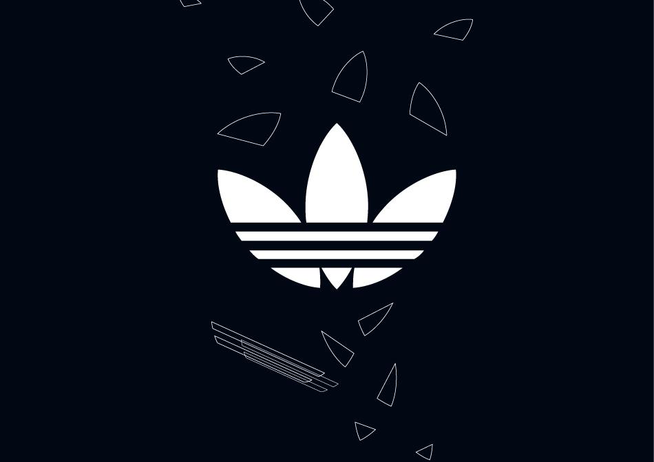 Adidas Originals Postcards set 5