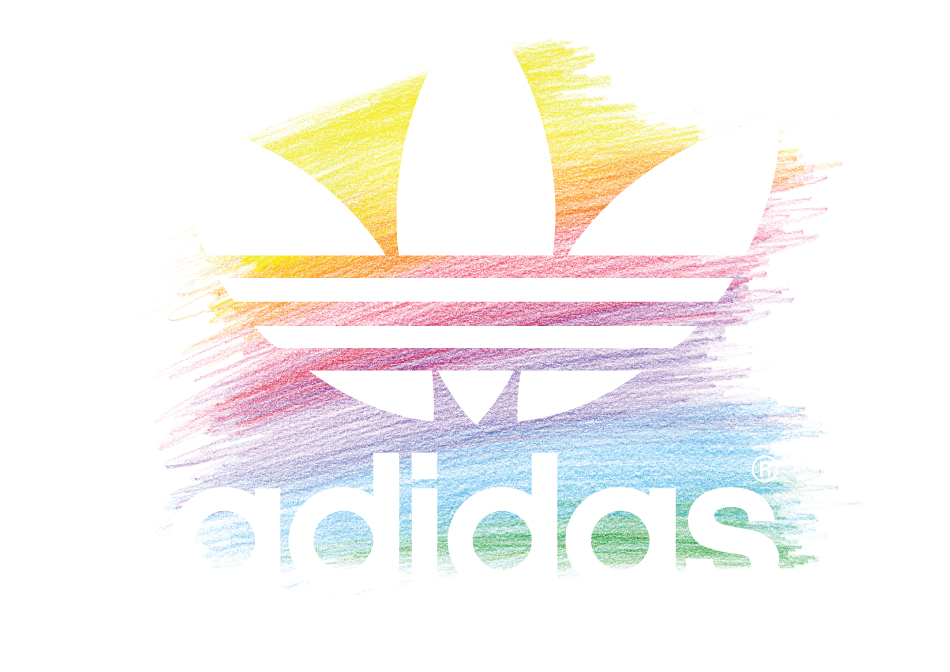 Adidas Originals Postcards set 4