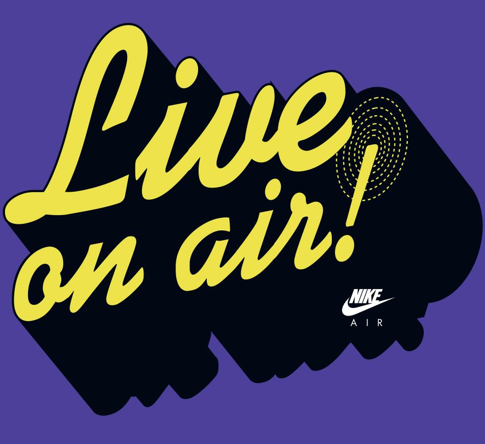 Nike Postcards set 2A