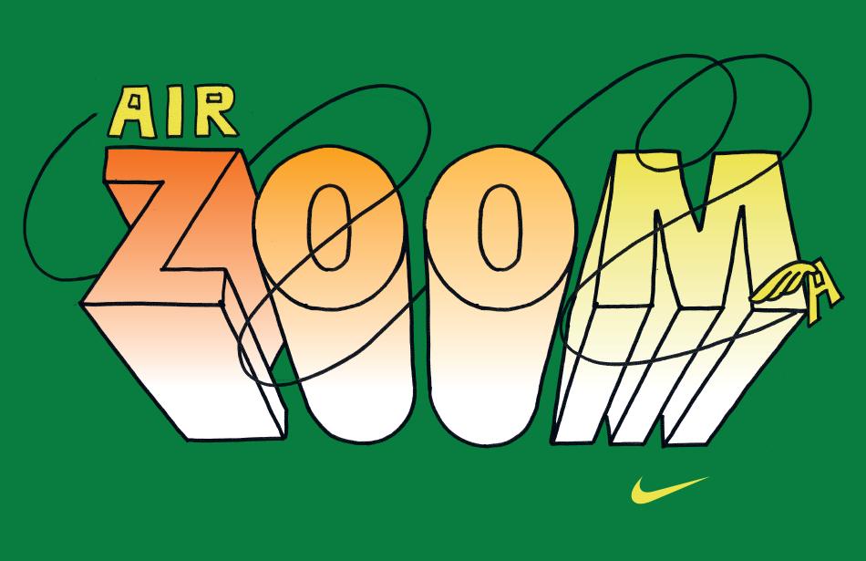 Nike Postcards set 2D