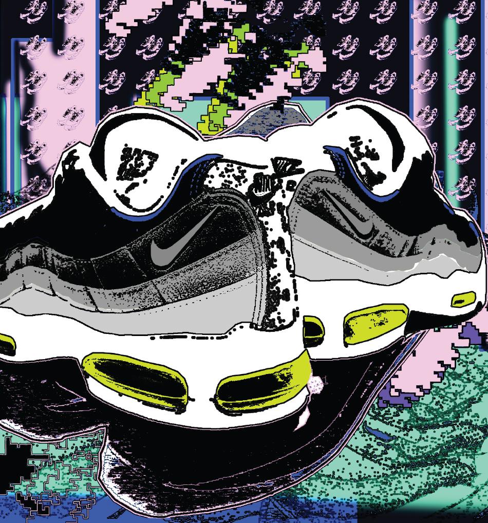 Nike Postcards set 3E