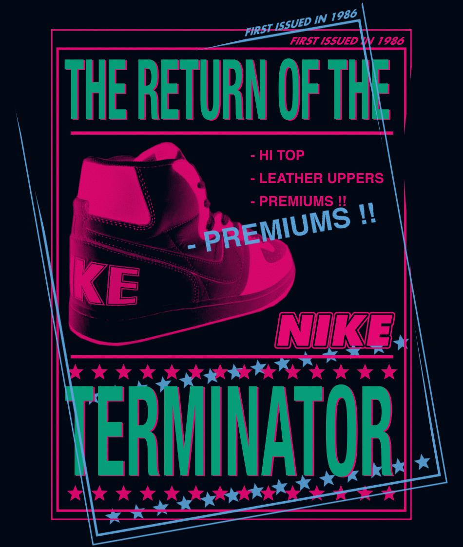 Nike Postcards set 4G