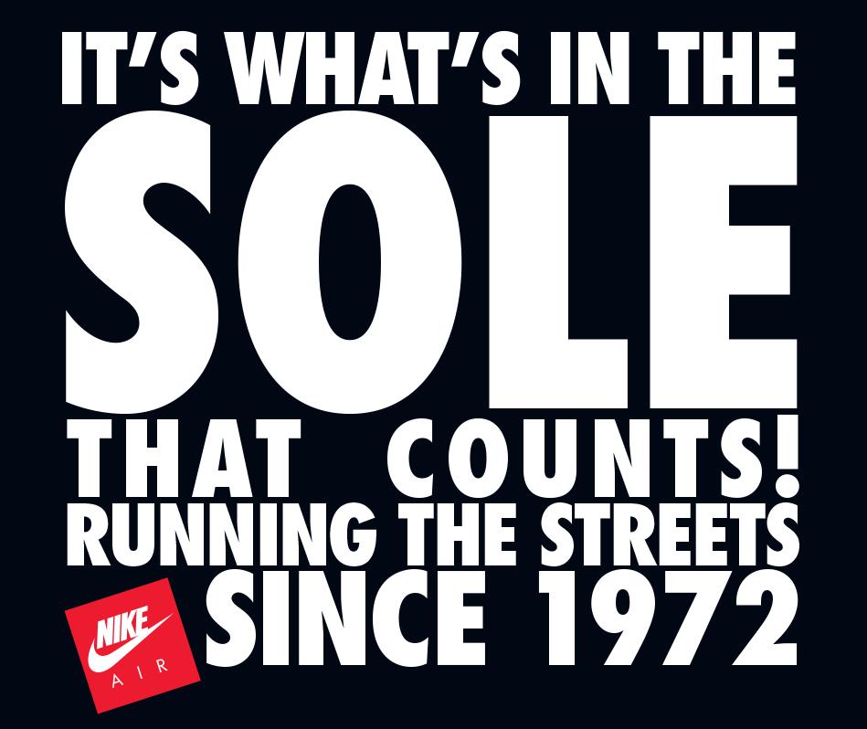 Nike Postcards set 31C