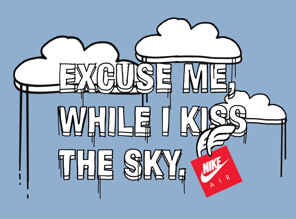 Nike Postcards set 1G