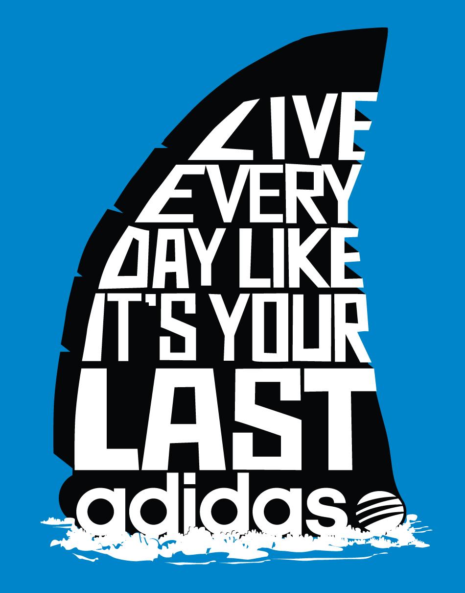 Adidas Neo Postcards set 9b