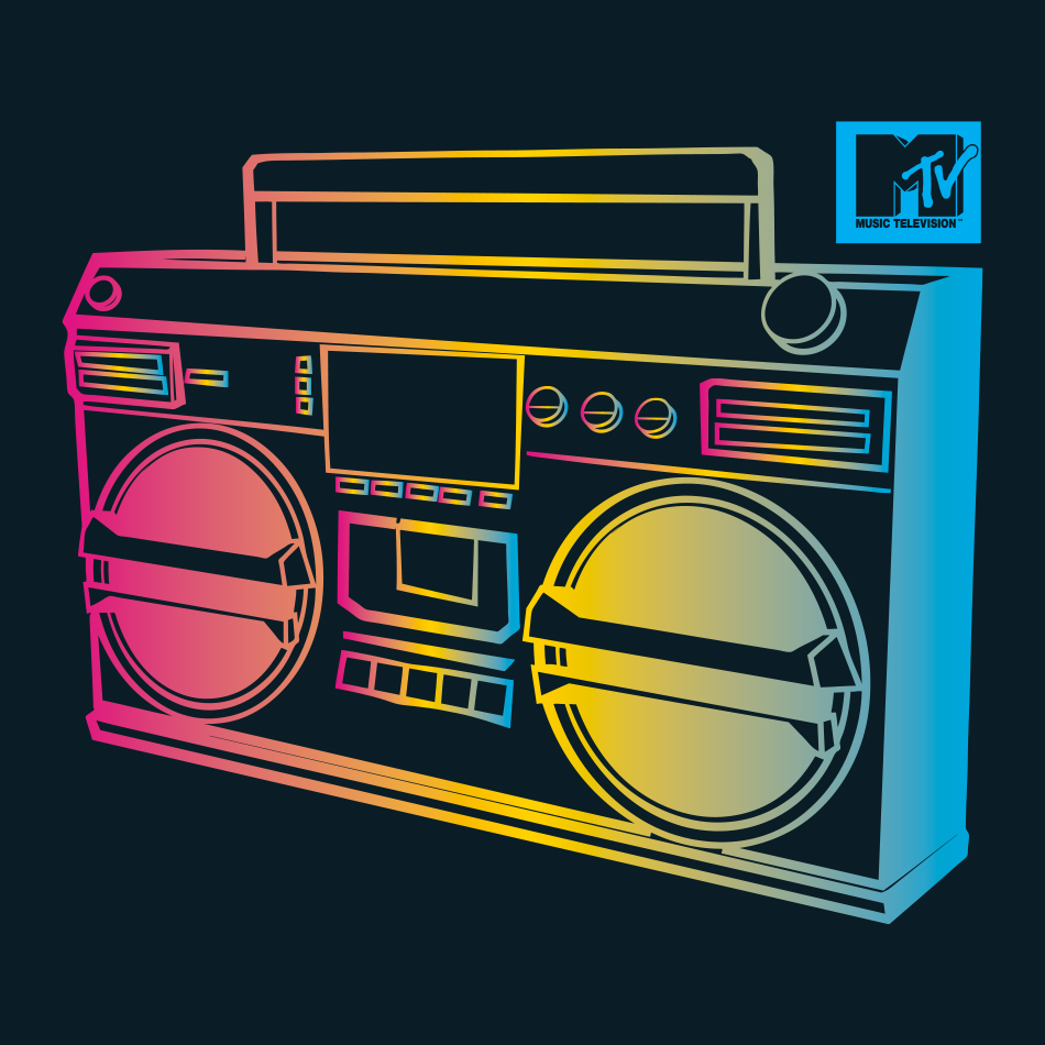 MTV Postcards set 11