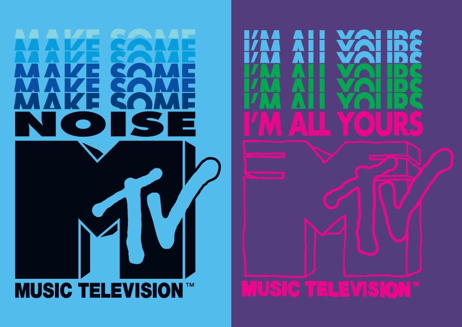 MTV Postcards set 1e