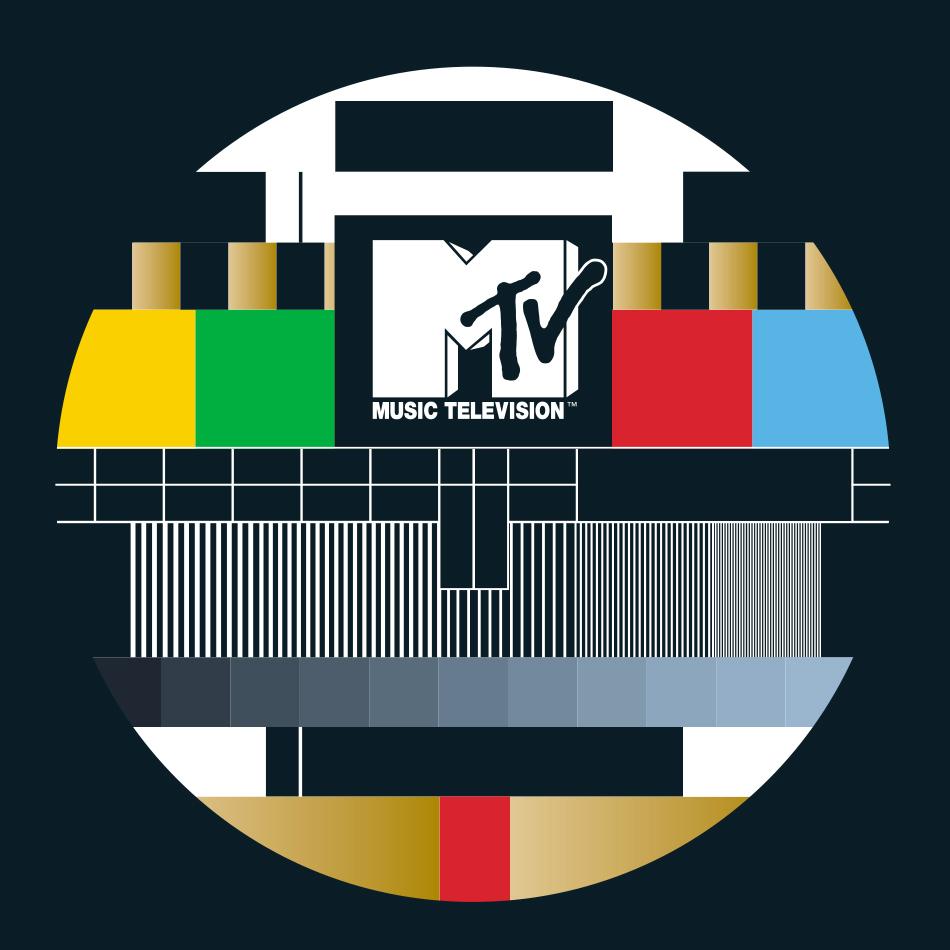 MTV Postcards set 4