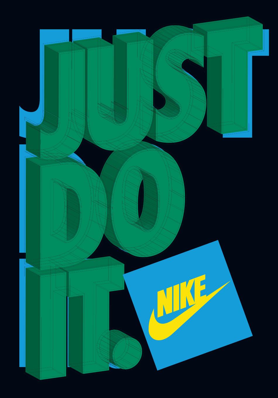 Nike Postcards set 21G