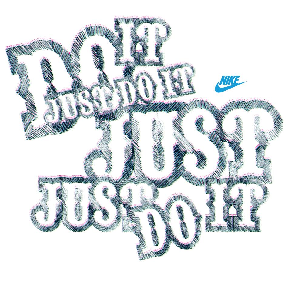 Nike Postcards set 21C