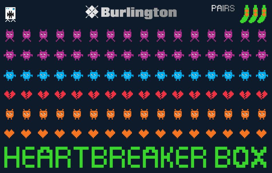 Falke_Burlington Postcards set 44