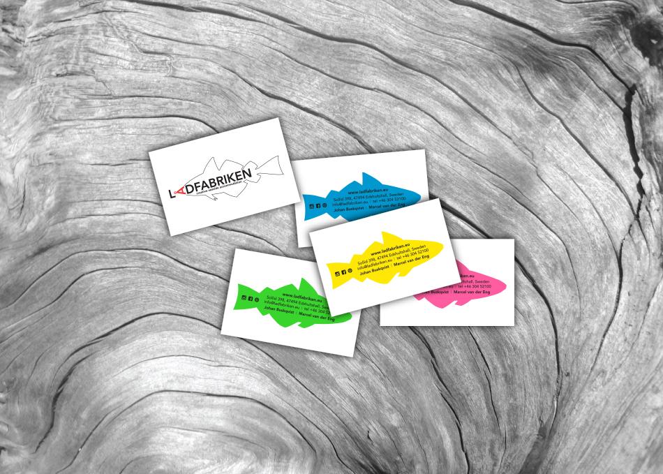 Falke_Burlington Postcards set 117B
