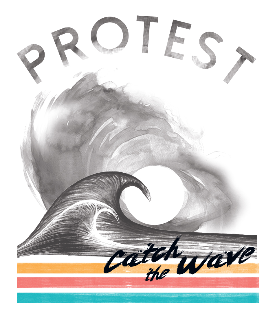 Protest Postcards set 26C
