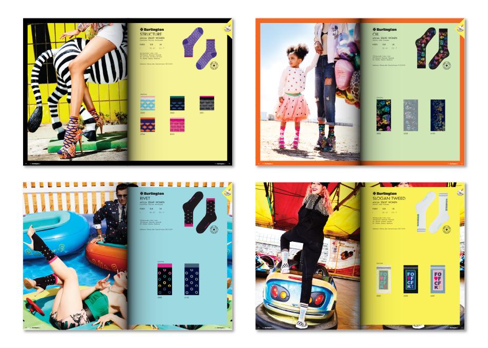 Falke_Burlington Postcards set 180
