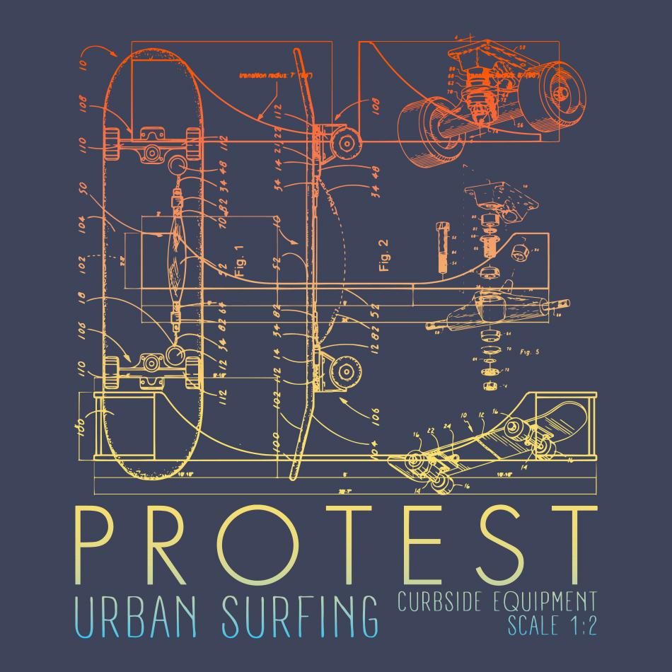 Protest Postcards set 36