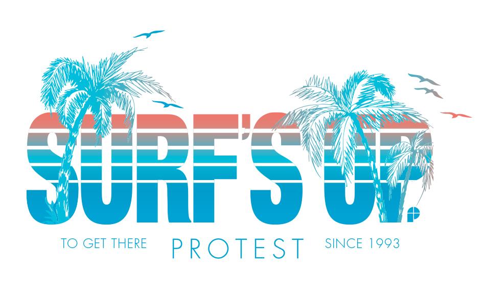 Protest Postcards set 37