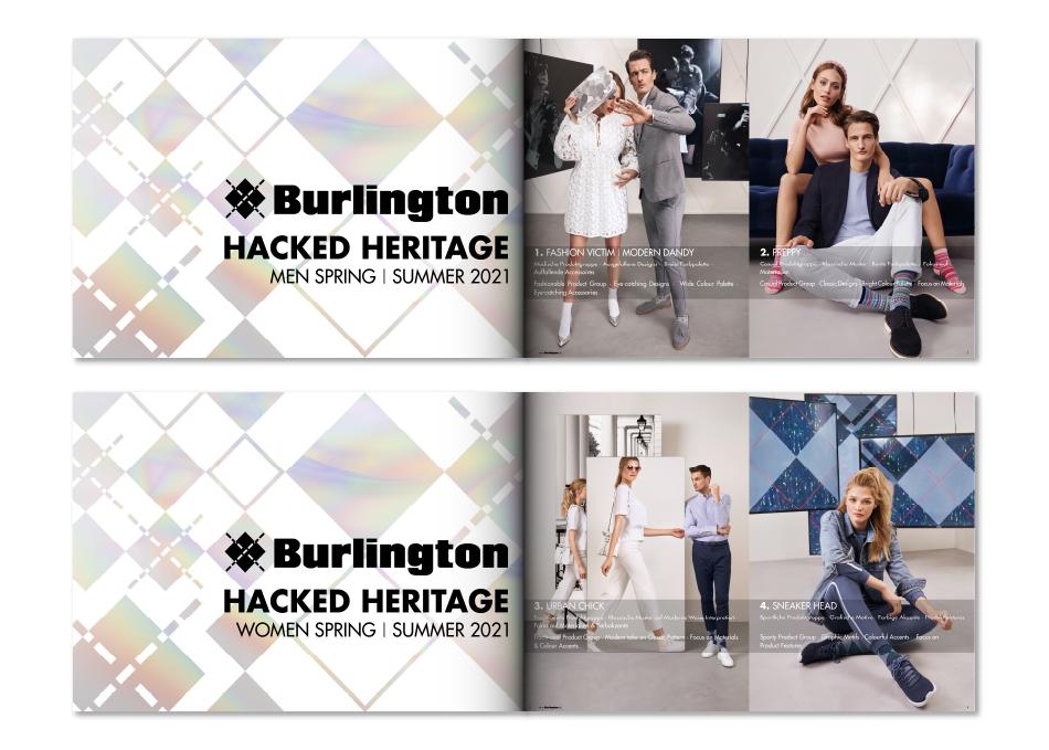 Falke_Burlington Postcards set 279B